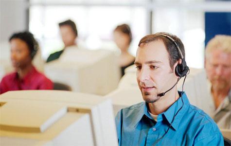 Call center
