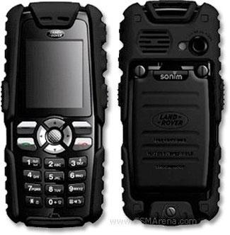 Land Rover - Sonim mobile phone