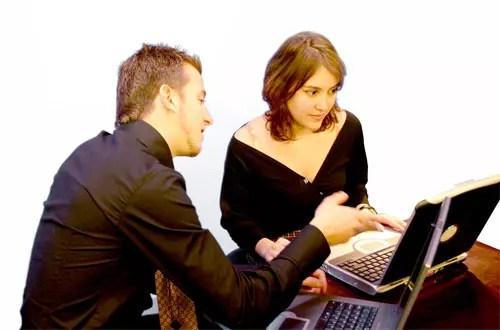 couple laptops