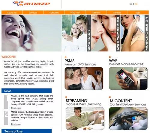 Amaze International - www.amaze.gr