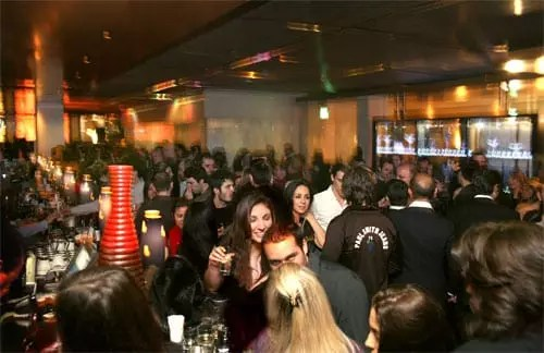 Esthete Crowd @ Galaxy Bar Hilton