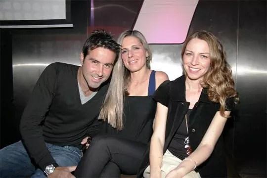 Αλέξανδρος Χριστόπουλος, Νατάσα Κρεντζ, Αγγελική Γουρνή