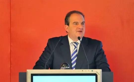Πρωθυπουργός Κώστας Καραμανλής