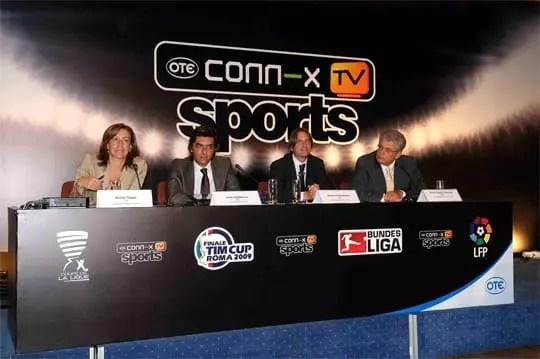 conn-x TV sports