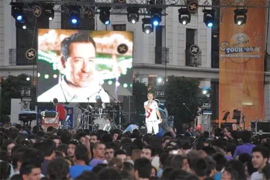 Θέμης Γεωργαντάς, Amita Motion Tour