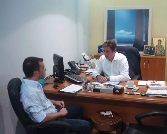 Μιλτιάδης Βαρβιτσιώτης, υποψήφιος βουλευτής στην Β΄Αθήνας με τη Νέα Δημοκρατία