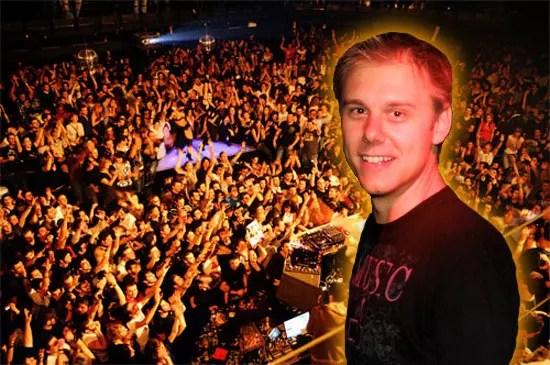 Armin Van Buuren, Venue, 27/10/2009