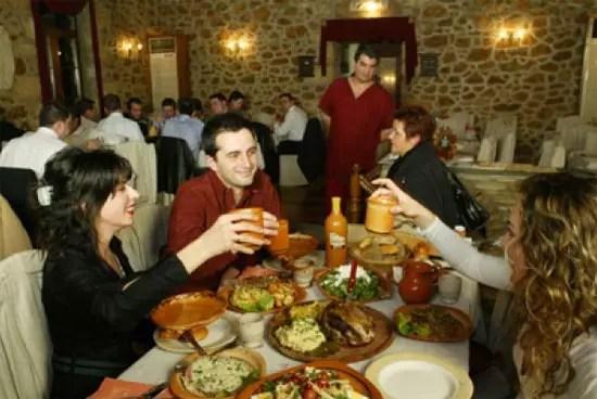 Εστιατόριο Αρχαίων Γεύσεις