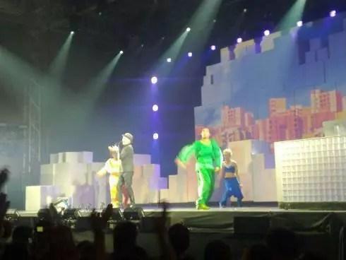 Pet Shop Boys in Athens