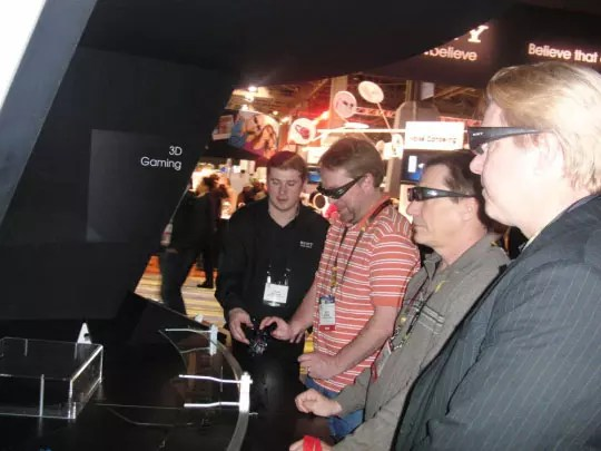 CES, 3D Gaming με το PlayStation 3