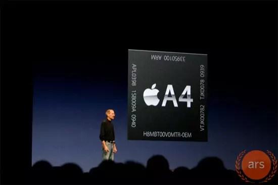 A4 chip