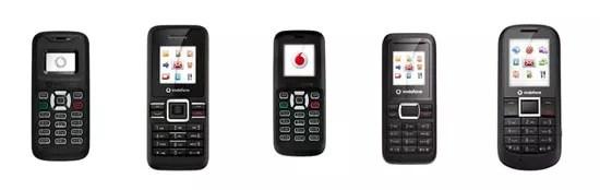Vodafone 150, 236FM, 250, 246, 340
