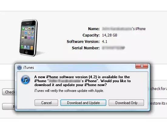 iOS 4.2 για iPhone, iPad, iPod touch
