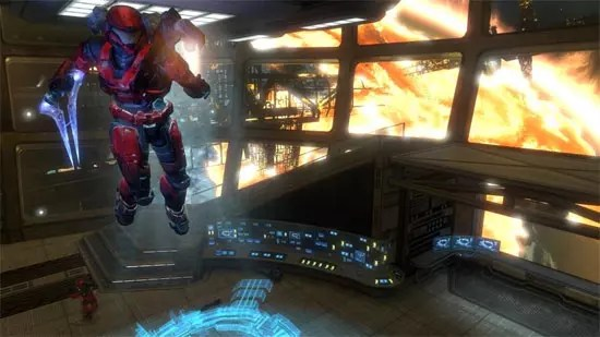 Halo Reach Defiant Map Pack για Xbox 360 (Condemned)