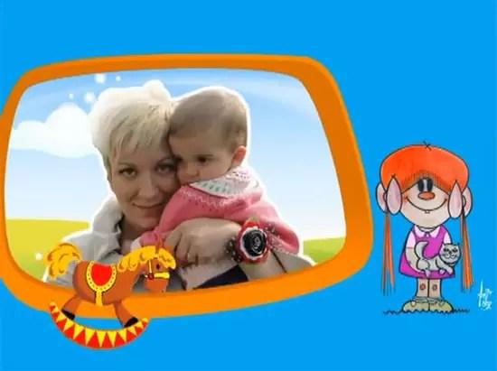 EimaiMama.gr εκπομπή για παιδιά με την Ολίβια Γαβρίλη