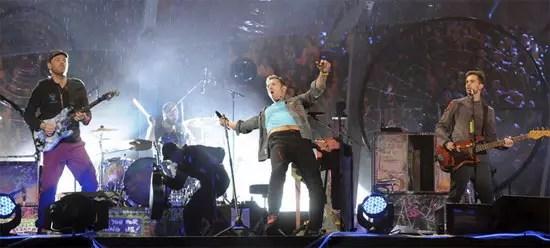 Δες Live στο xblog.gr τους Coldplay απόψε στις 10 από τον υπολογιστή σου!