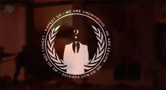 Νέο βίντεο των Anonymous με μήνυμα προς την ελληνική κυβέρνηση