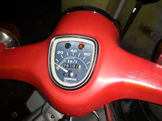 Παπάκι Honda, Photo taken with Sony Xperia S