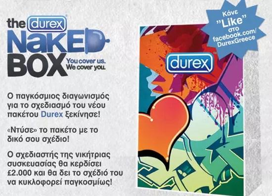 Durex Naked Box