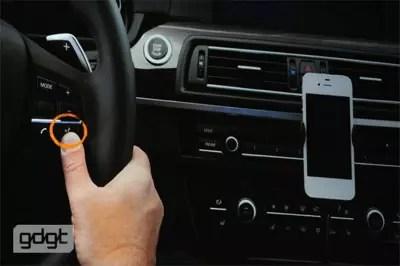 Apple iOS Siri στο αυτοκίνητο