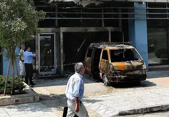Δείτε το βίντεο από την εμπρηστική επίθεση στη Microsoft