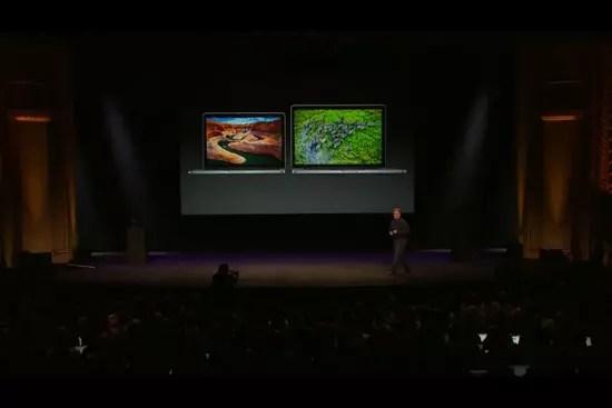 """Νέο MacBook 13"""" με Retina Display"""