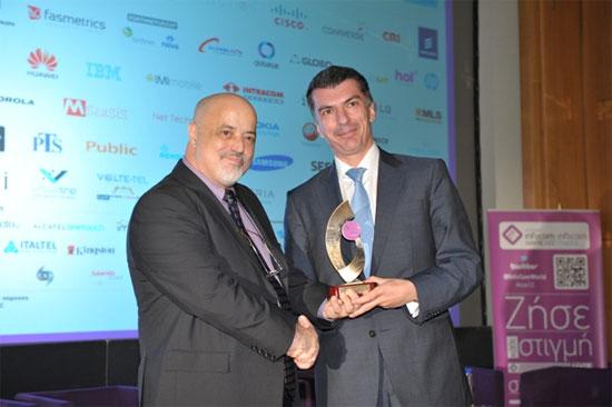 HOL: Βραβείο για το hol cloud στο συνέδριο InfoCom World