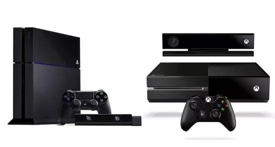 Playstation 4, Xbox One