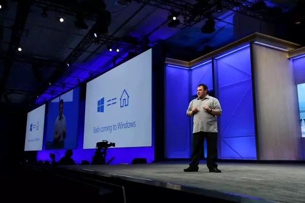 Bash coming to Microsoft Windows