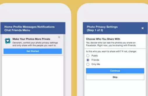 Facebook profile pretending (2)