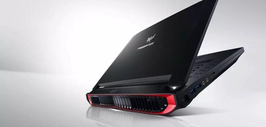 Acer Predator 17X hero