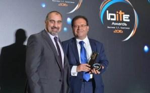 Lenovo: Χρυσό Βραβείο στα Business IT Excellence Awards 2016