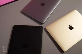 Matte Black Apple MacBook (6)