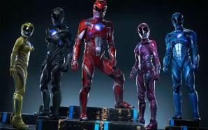 Το Power Rangers επιστρέφει, και αυτό είναι το πόστερ της…