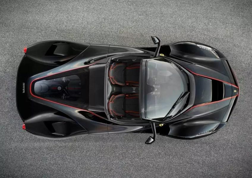 Ferrari LaFerrari convertible