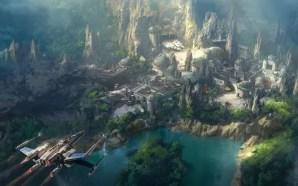 Η Disney αποκάλυψε την πρώτη εικόνα από το πάρκο «Star…