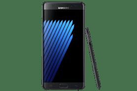 Samsung Galaxy Note7 black
