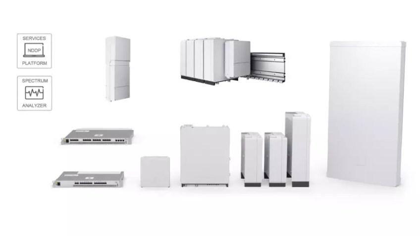 Οι νέες συσκευές ραδιοεπικοινωνίας, οι εκδόσεις baseband, ένα ειδικό λογισμικό και μια απλουστευμένη πλατφόρμα υπηρεσιών θα επιτρέψουν στους παρόχους να ανεβάσουν ταχύτητα χρησιμοποιώντας το Ericsson Radio System.