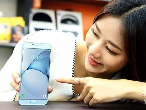 Samsung Galaxy A8 (2016)