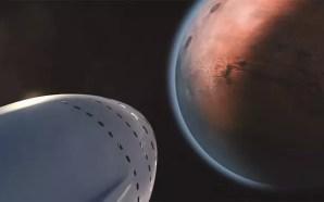 Το σχέδιο του Elon Musk να δημιουργήσει ζωή στον Άρη…