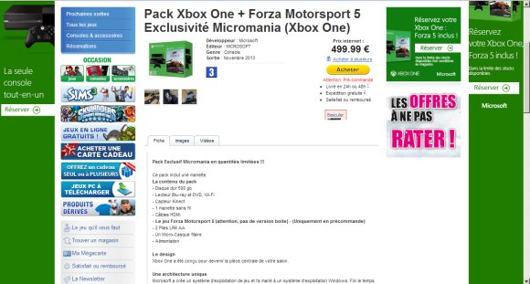 Xbox One Edition Forza Motorsport 5