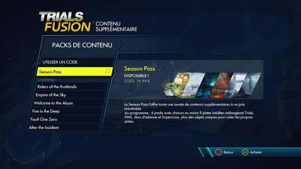 Season Pass Trials Fusion