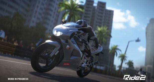 ride 2 gamescom