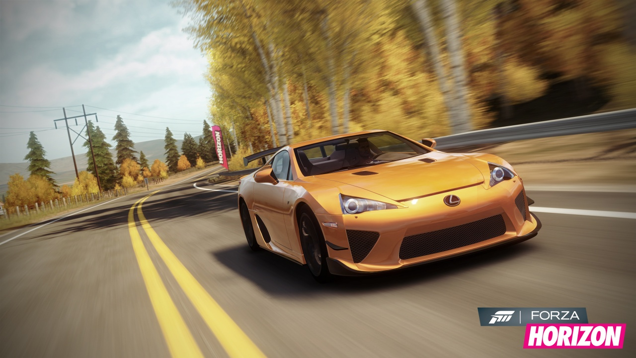 Hd Wallpaper Pack Forza Horizon Le Pack De Janvier En Vid 233 O Et Images
