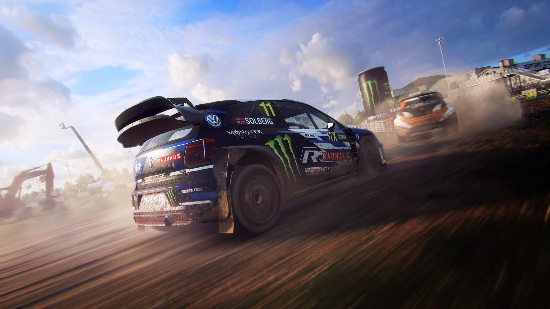 Top Car Wallpaper Dirt Rally 2 0 Une Vid 233 O Mettant Le Championnat Officiel