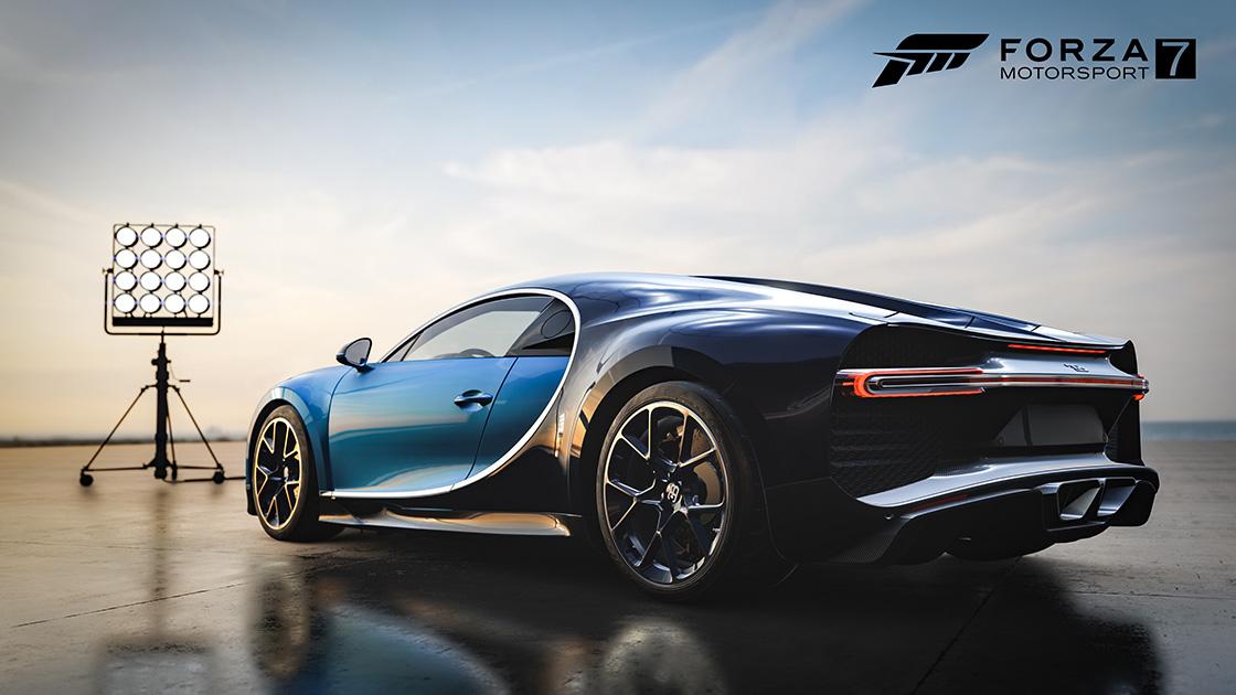 Fast And Furious 8 Cars Wallpaper Hd Forza 7 Met En Route Un Nouveau Patch Et Pack De Voitures