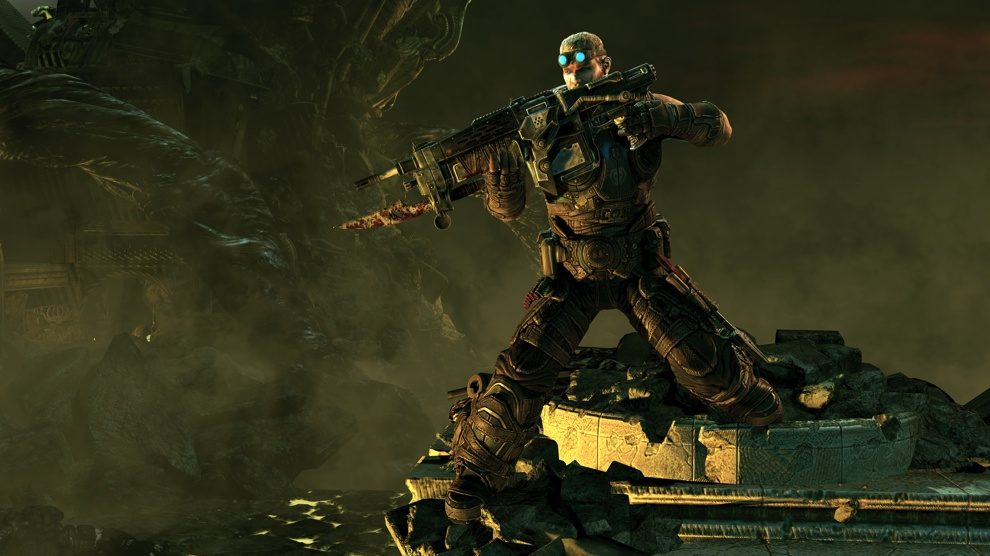 Sci Fi Wallpaper Hd 1 232 Res Images In Game De Gears Of War 3 Xbox One Xboxygen