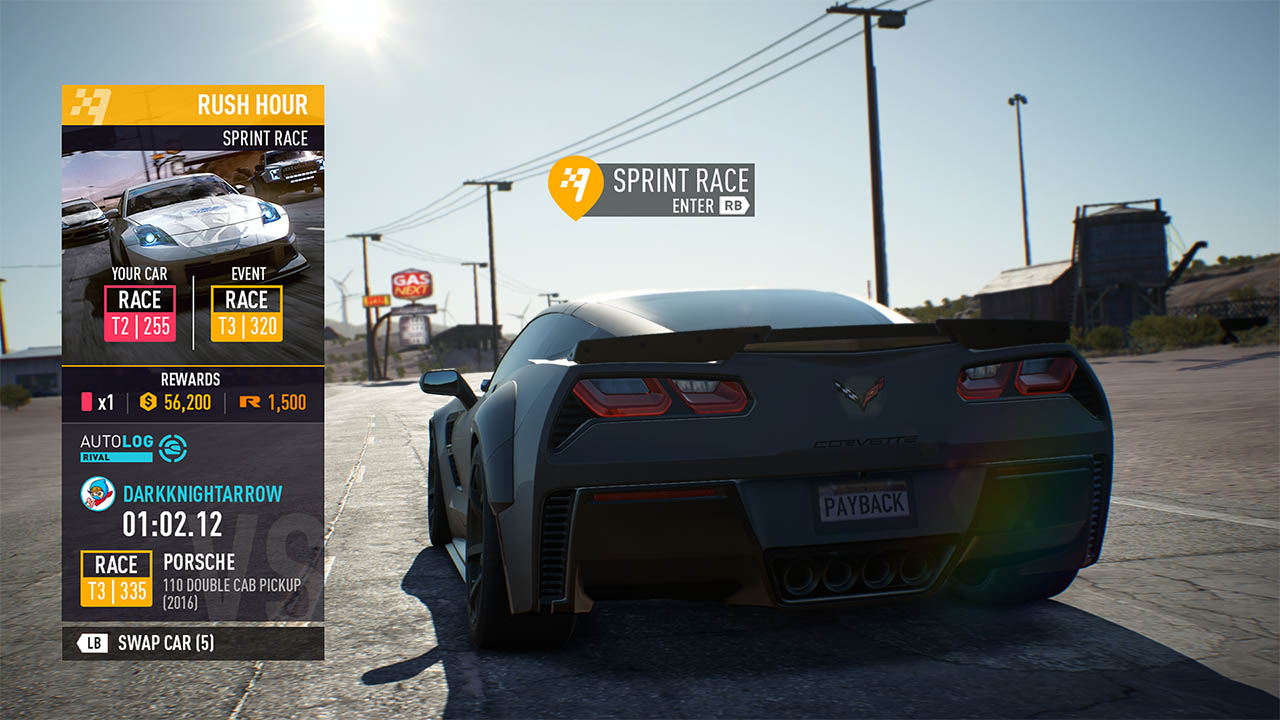 Project Cars 2 Deluxe Edition Wallpaper Need For Speed Payback Esquive La Police Avec Style Dans