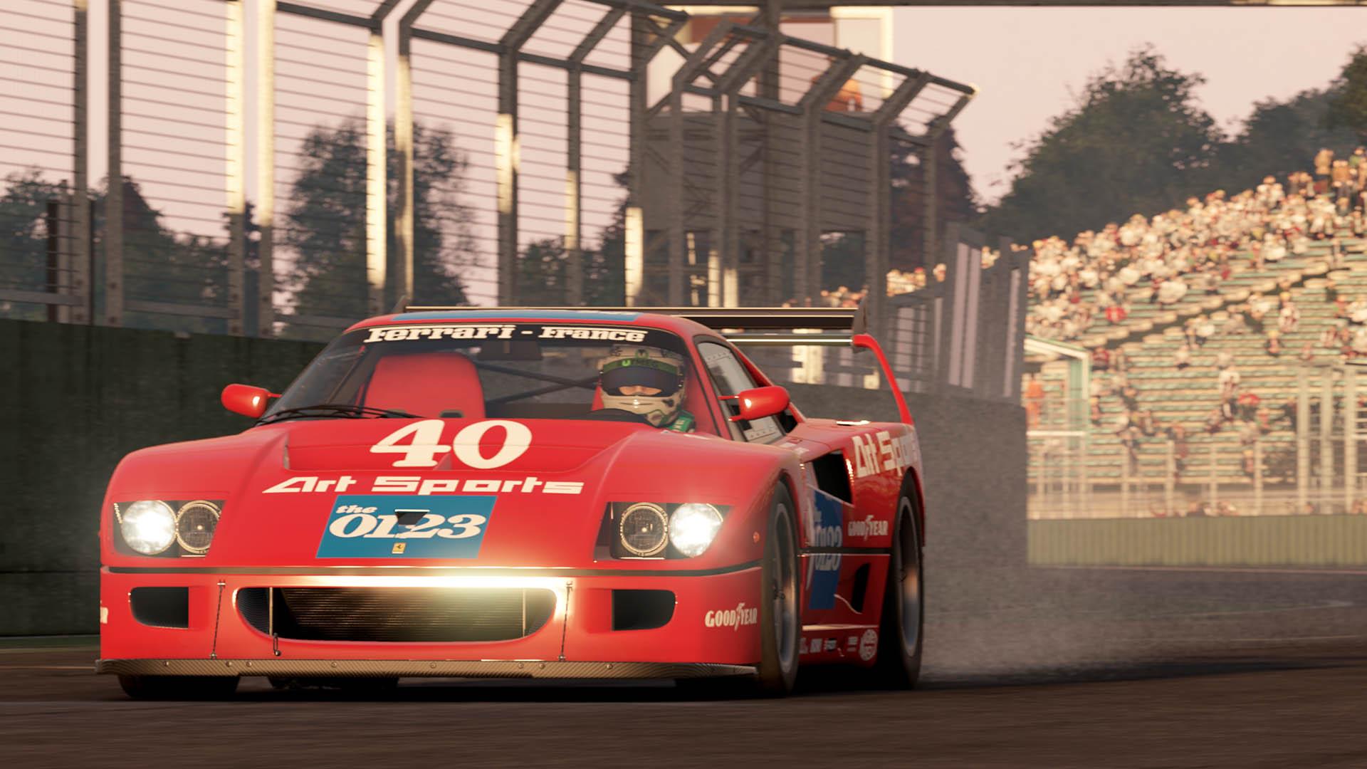 Ferrari Full Hd Wallpaper Project Cars 2 Voit Du Rouge Avec Son Trailer 4k Et Les