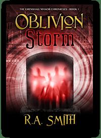 Oblivion Storm by R. A. Smith